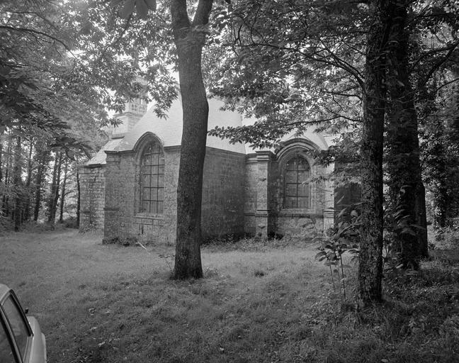 Chapelle Notre-Dame, La Boissière (Plonéis)