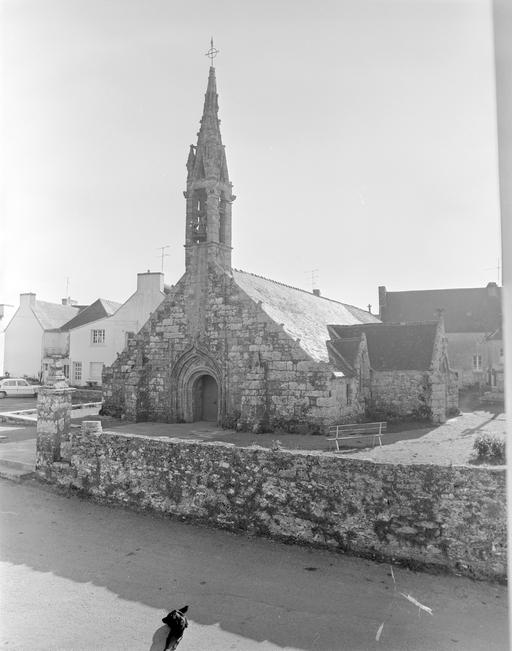 Eglise paroissiale Saint-Cornély (Gourlizon)