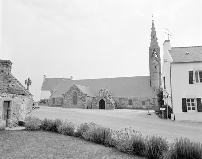 Eglise paroissiale Saint-Gorgon (Plovan)