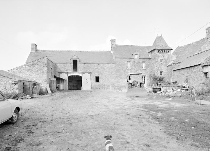 Manoir, Barniquel (Caden)