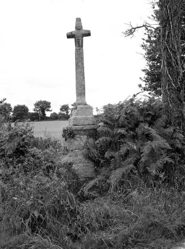 Croix Monumentale, Pempoul (Peumerit-Quintin)