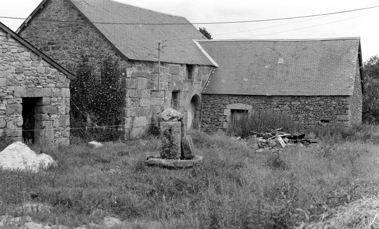 Maison, Kersollec (Peumerit-Quintin)