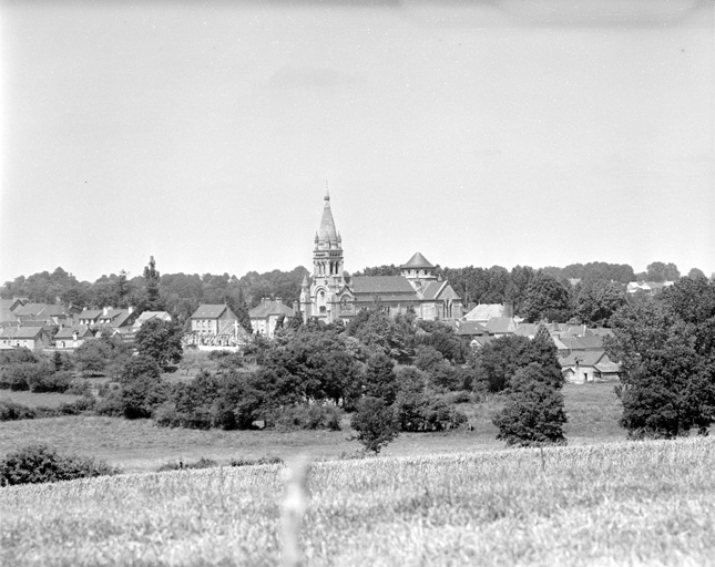 Eglise paroissiale Saint-Etienne (Val-d'Izé)