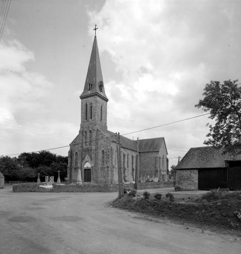 Eglise paroissiale Notre-Dame (Montreuil-des-Landes)