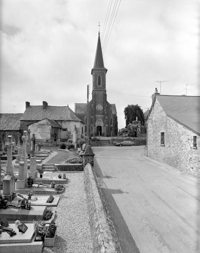 Eglise paroissiale Saint-Pierre (Marpiré)