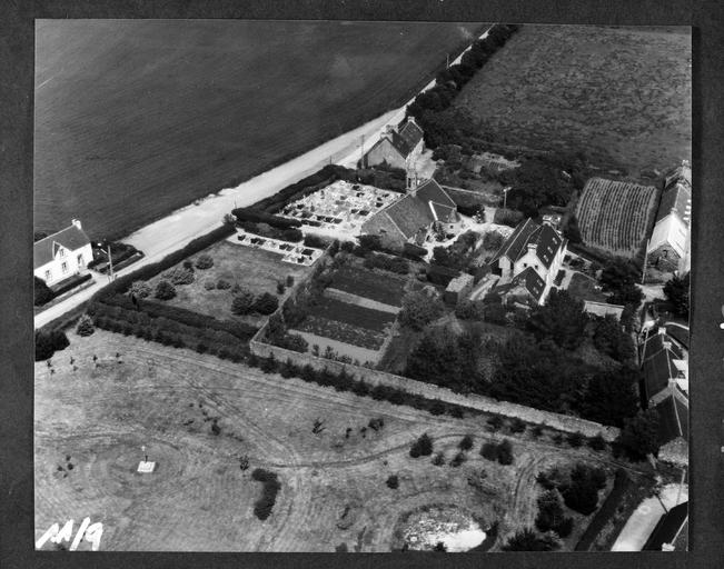 Eglise paroissiale Saint-Boscat (Tréogat)