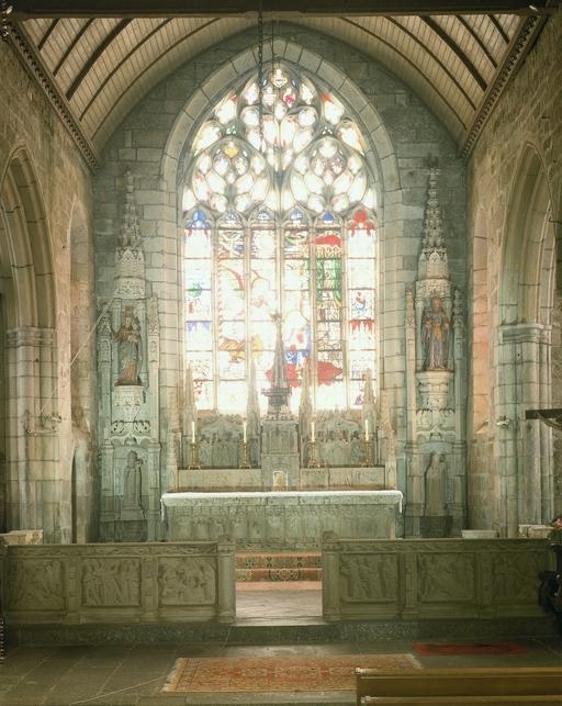 Eglise Paroissiale Saint-Blaise, Pestivien (Bulat-Pestivien)