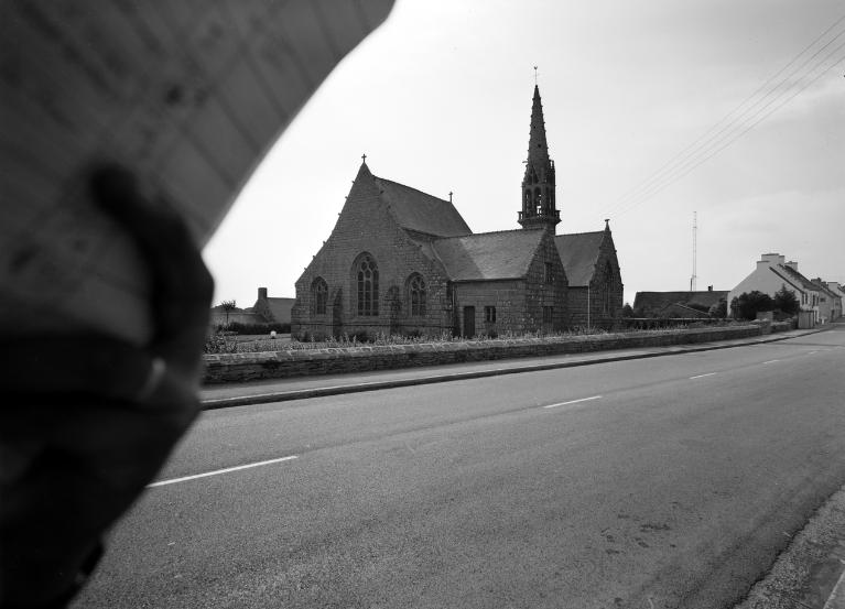 Eglise paroissiale Saint-Gilles (Plonéis)