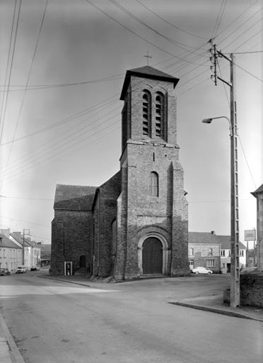 Eglise paroissiale Saint-Nicolas (La Dominelais)
