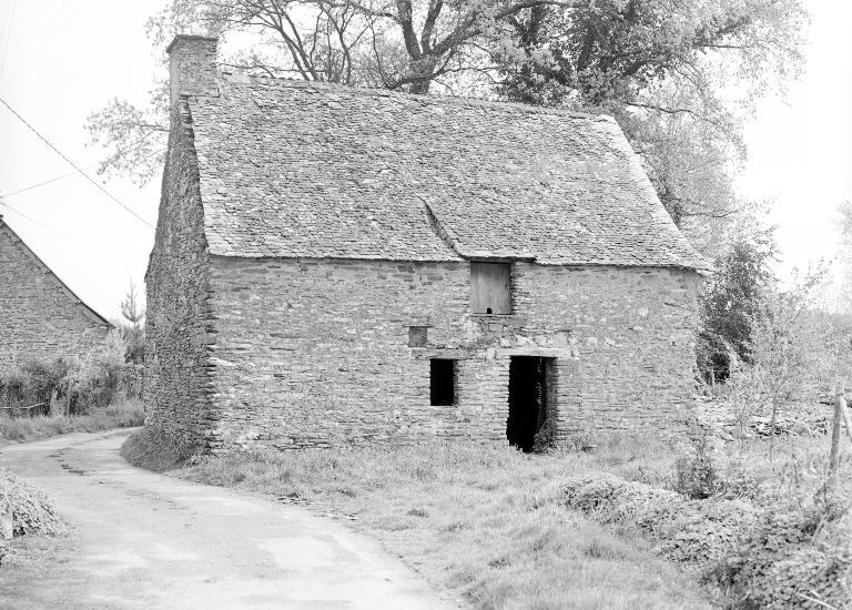 Ferme, la Plissonnais (Saint-Martin-sur-Oust) ; Les maisons & les fermes de la commune de Saint-Martin-sur-Oust