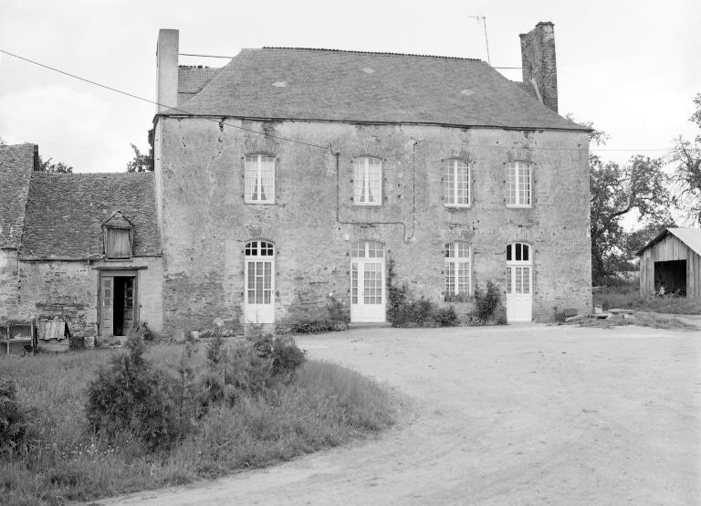 Maison, Glainville (Réminiac)