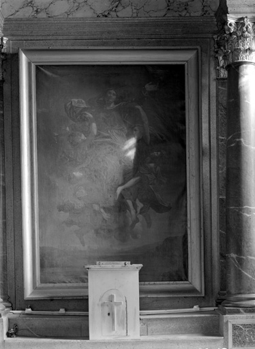 Tableau (tableau d'autel) : Assomption de la Vierge