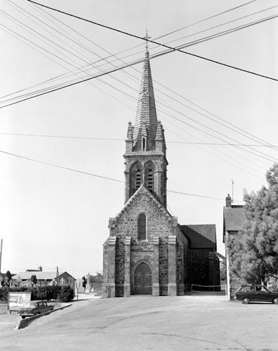 Eglise paroissiale Notre-Dame (Landavran)