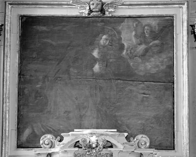 Tableau (tableau d'autel) : Jardin des oliviers