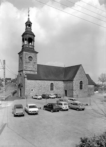 Eglise paroissiale Saint-Pierre (Taillis)