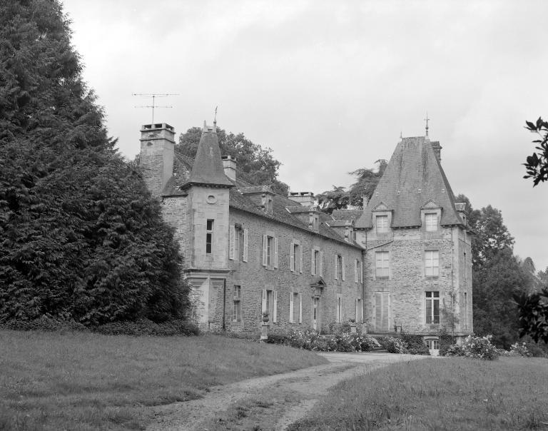 Château de la Salle (Sérent)