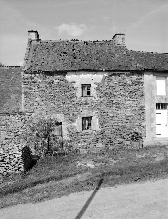 Maison, la Touronnière (Sérent)