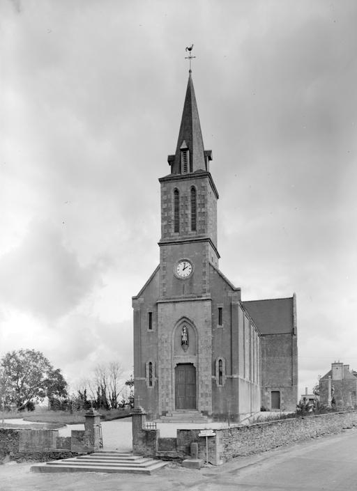Église paroissiale Saint-Nicolas (Saint-Nicolas-du-Tertre)
