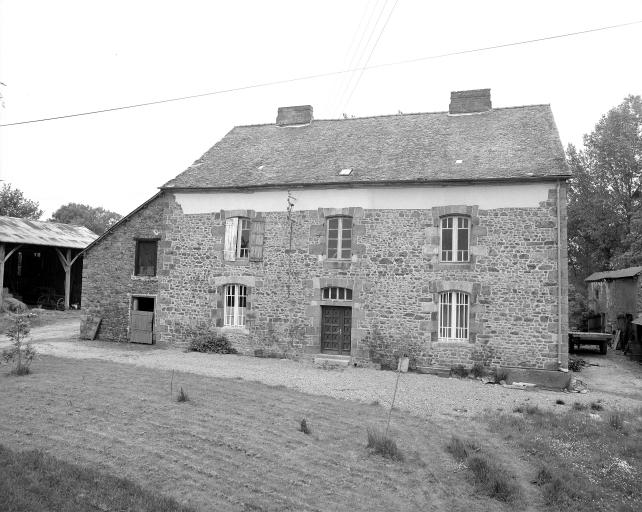 Maison, le Champ Mignon (La Chapelle-Chaussée)