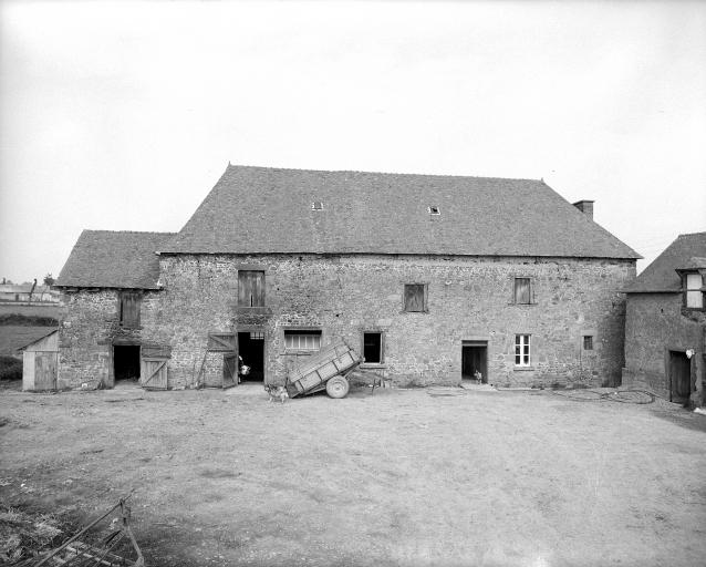 Manoir, la Fontaine (Langan)