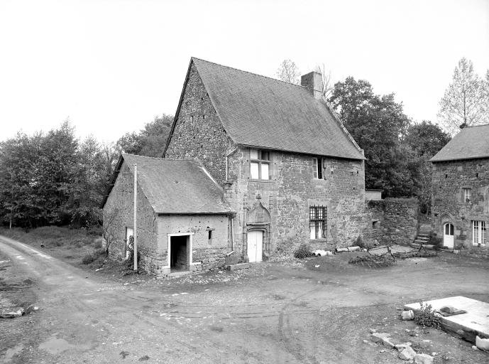 Manoir, la Ville-Geloir (Saint-Pern)