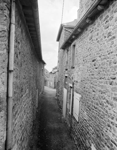 Maison, ruelle Carette (Bécherel)