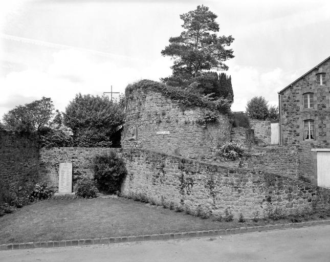 Fortification d'Agglomération (Bécherel)