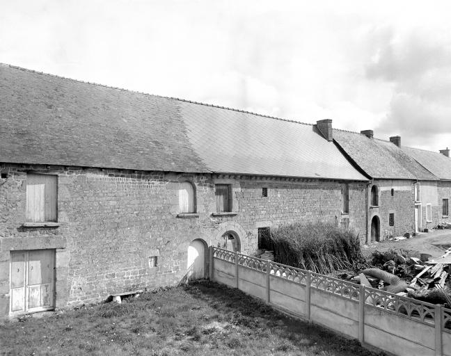 Ferme, Saint-Lien (Cardroc)