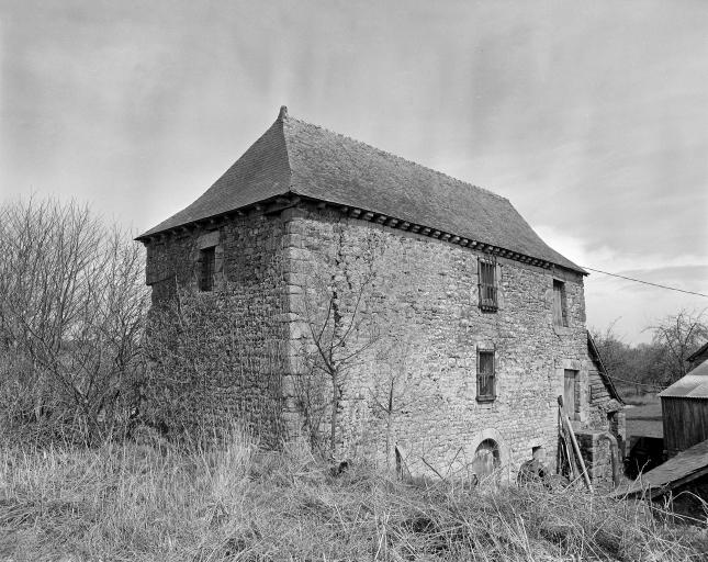 Manoir, Montifault (Miniac-sous-Bécherel)