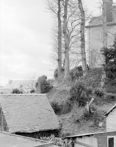 Edifice Fortifié, route de la Motte (Romillé)