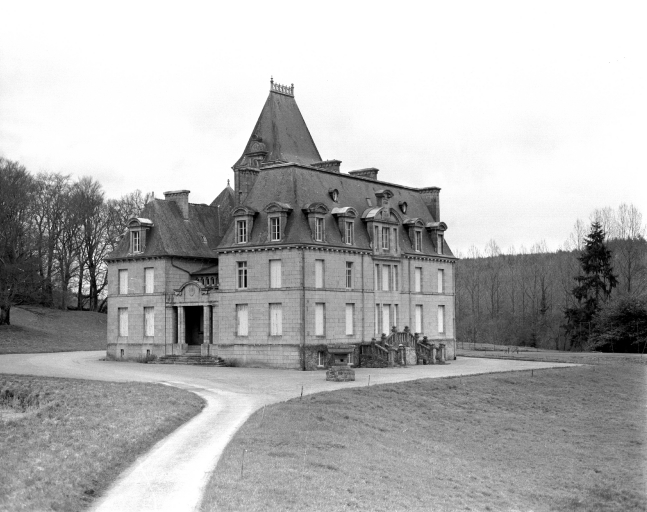 Château, le Bois Berthelot (Canihuel)