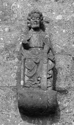 Statue: Saint Jacques (1)