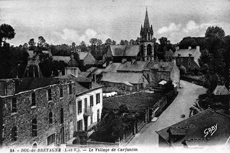 Village de Carfantin (Dol-de-Bretagne)