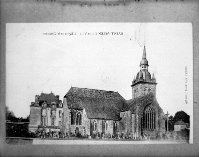 Abbaye de bénédictins Saint-Jean-de-Gaël, Saint-Méen, de mauristes, de lazaristes