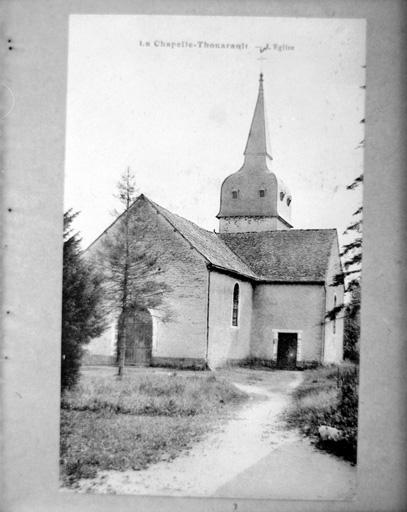 église paroissiale Notre-Dame-de-Montual