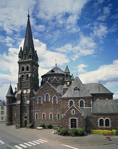 Église paroissiale Saint-Pierre (Maure-de-Bretagne fusionnée en Val d'Anast en 2017)