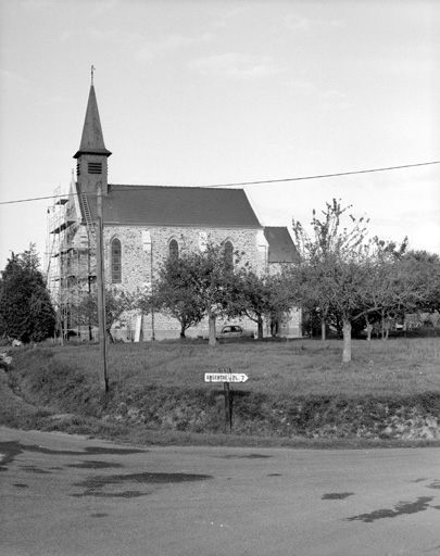 Chapelle Sainte-Anne, Saint-Julien