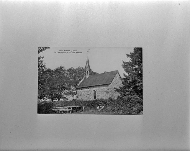 Chapelle Saint-Melaine, Notre-Dame-des-Armées, la Chapelle (Pancé)