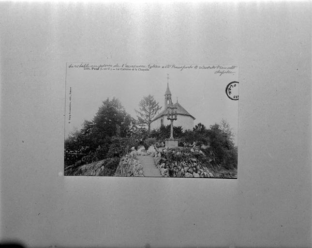 chapelle funéraire des Saints Anges Gardiens