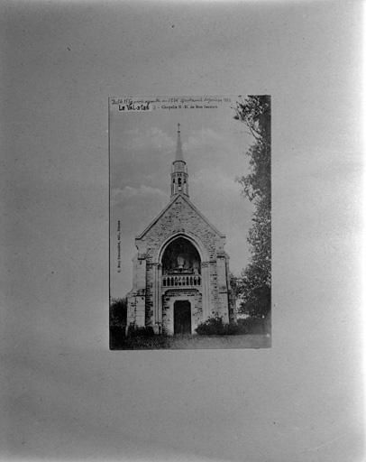 Chapelle Sainte-Marie-de-la-Moisson, Notre-Dame-de-Bon-Secours (Val-d'Izé)
