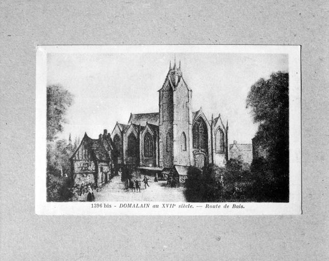 Église paroissiale Saint-Melaine