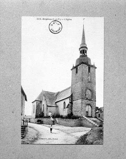 église paroissiale Saint-Martin-de-Tours