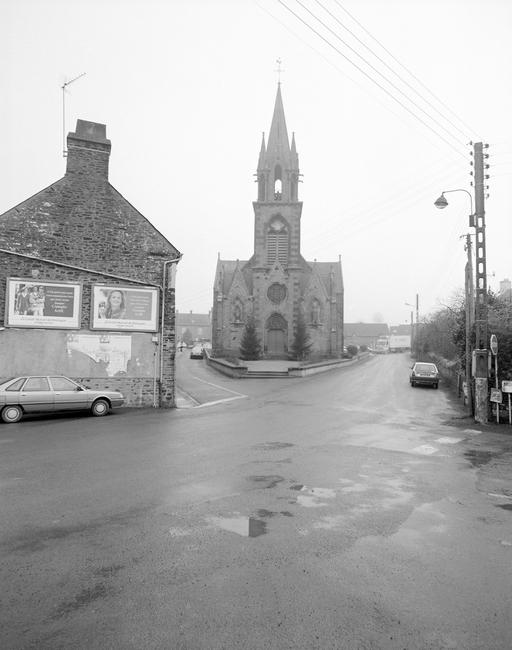 Eglise paroissiale Notre-Dame-de-l'Assomption, Carfantin (Dol-de-Bretagne) ; Église paroissiale Notre-Dame de l'Assomption, Carfantin (Dol-de-Bretagne)