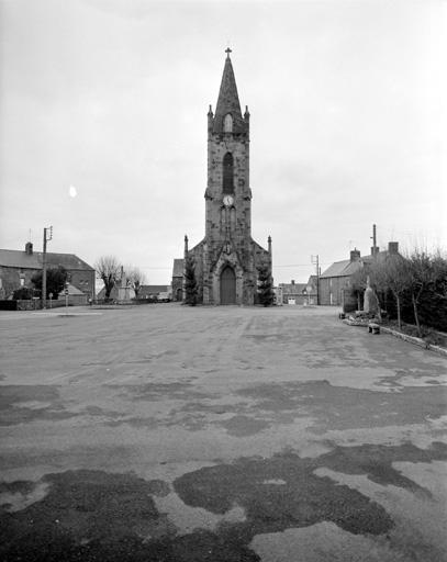 église paroissiale Saint-Samson