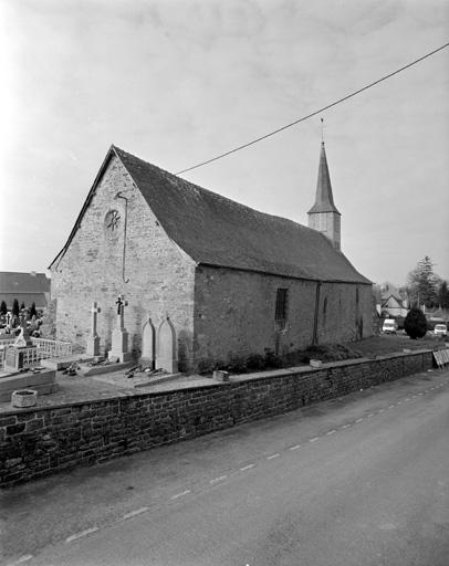 Église paroissiale Notre-Dame (Parthenay-de-Bretagne)