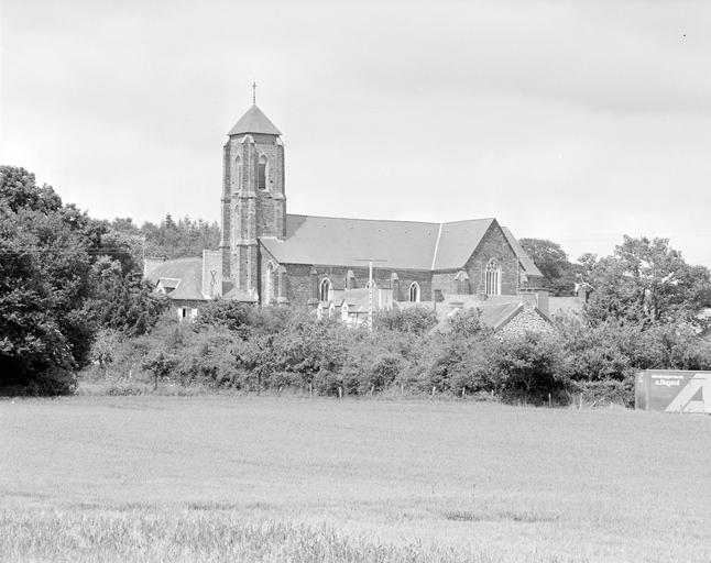 Église paroissiale Sainte-Marie-Magdeleine (Campel fusionnée en Val d'Anast en 2017)