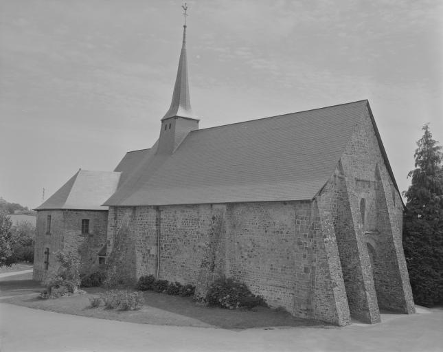 Prieuré Notre-Dame, église paroissiale de chanoines réguliers de Saint-Augustin