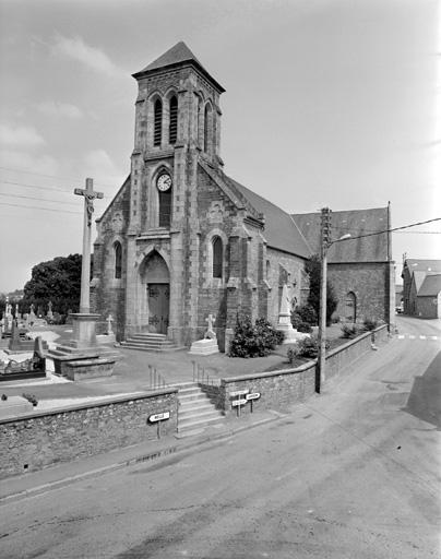 Eglise paroissiale Notre-Dame (Parigné)