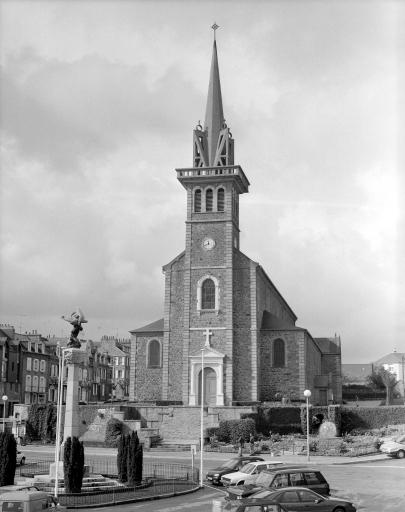 Eglise paroissiale Notre-Dame (Dinard)
