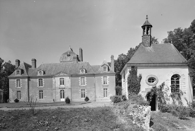 Château, le Bois Glaume (Poligné)